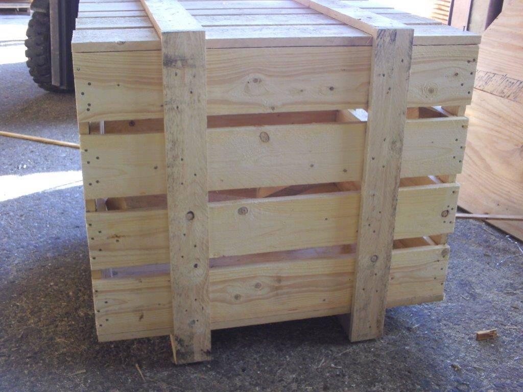 Transportkisten aus Holz